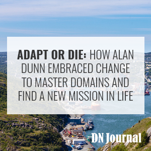 Adapt or Die Alan Dunn