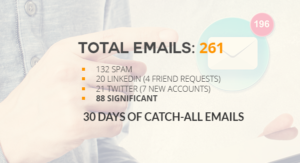 Domain Name Catch All Emails