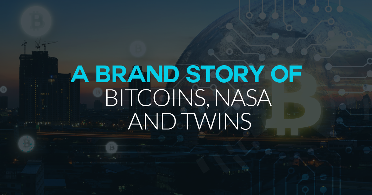 Bitcoin NASA Gemini Twins