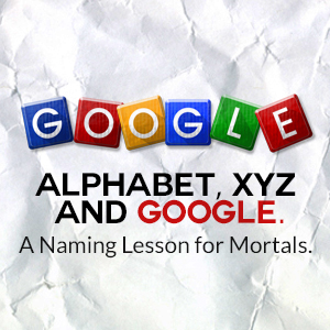 Google Alphabet XYZ Domain Name