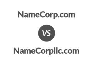 Namecorp vs Namecorpllc