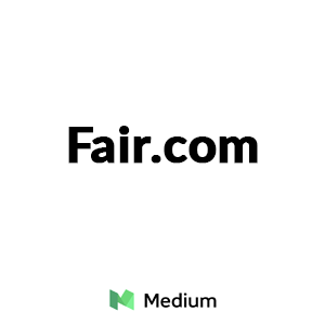 The story of acquiring Fair.com domain name