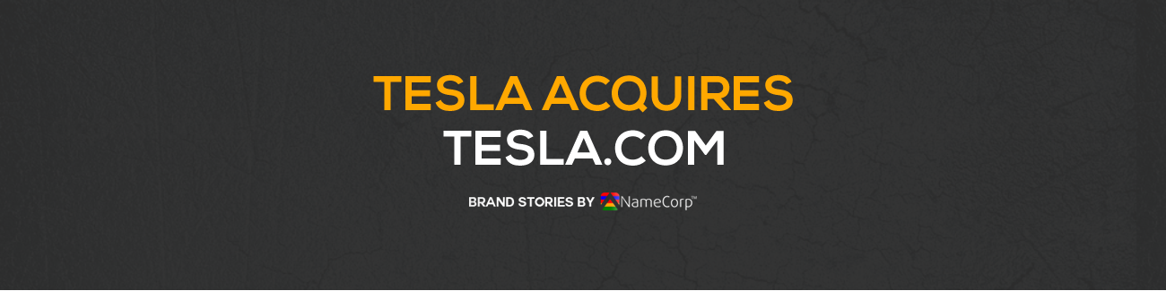 Tesla Motors Finally Acquired Tesla.com