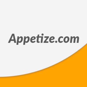 Appetize.com