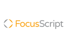 Focus Script Logo